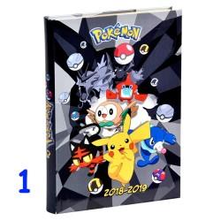 Agenda Pokemon 17 CM