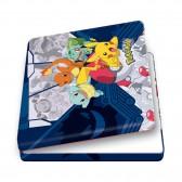 Buen punto Pokemon azul caja