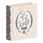 Workbook Lulu Castanet white 32 CM - A4 size