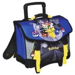 Rolling School Bag Pokemon Alòla 41 CM Trolley