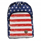 Sac à dos Be Cool USA 45 CM - 2 Cpt