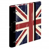 Binder A4 Be Cool UK London 32 CM
