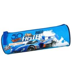 Kit Hot Wheels blue 22 CM