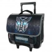 Cartable à roulettes Transformers Optimus Final 38 CM Trolley Haut de gamme - Cartable