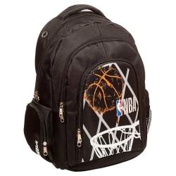 Sac à dos NBA 45 CM Haut de Gamme - Collection Black Winner