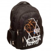 NBA 45 CM high-end - nationale Black collectie rugzak