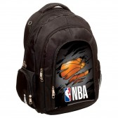 NBA 45 CM high-end - Black Winner Collection backpack