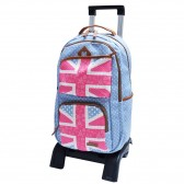 Rolling Backpack Star Wars Starkiller 43 CM Premium Trolley
