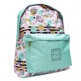 Boho Chic 40 CM Terminal high-end backpack