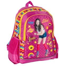 Soy Luna Fun 42 CM - 2 Cpt satchel backpack