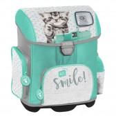 Cartable rigide Chaton Smile 38 CM Haut de Gamme - Studio Pets