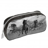 Trousse rectangle Cheval Legend 20 CM