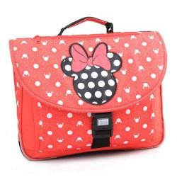 Cartable Minnie Rouge 41 CM Haut de gamme