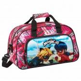 Ladybug Miraculous 40 CM gym bag