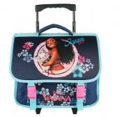 Rolling Backpack Moana Disney 38 CM