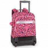 Rolling Backpack Kipling Clas Soobin True Blue 49 CM