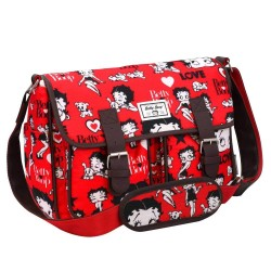 Betty Boop rosso 34 CM - COLLEZIONE Sling bag amore