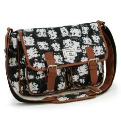 Betty Boop Zwart 34 CM Sling bag