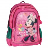 Sac à dos Minnie Girl 42 CM - 2 Cpt
