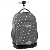 Backpack Paso pink to white 41 CM - 2 Cpt points