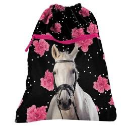 Bag pool horse Flower 45 CM