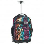 Backpack skateboard multicolored Jungle 51 CM