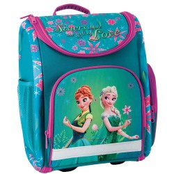 Stiff Backpack Frozen Sisters 36 CM