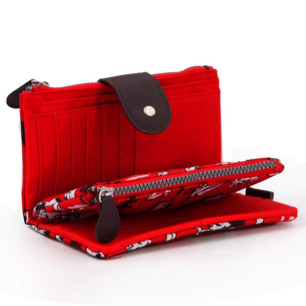 Rojo Rosso Betty Boop Rouge Portamonete 20 cm