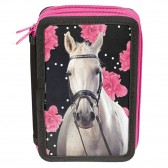 Trousse garnie Cheval Flower
