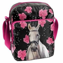Horse Flower Sling bag