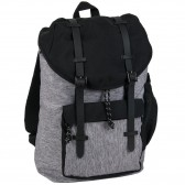 Backpack straps black and gray 39 CM