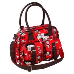Betty Boop rood 33 CM Sling bag