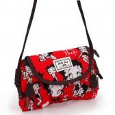 Sac bandoulière Betty Boop Rouge 22 CM