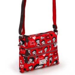 Bolsa de Betty Boop rojo 30 CM Honda