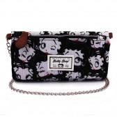 Betty Boop rot Sling Brieftasche Liebe 20 CM