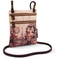 Betty Boop Parijs 17 CM Sling bag