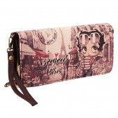Portefeuille Betty Boop Paris 20 CM