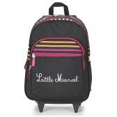 Zaino Trolley Little Marcel Love 51 CM