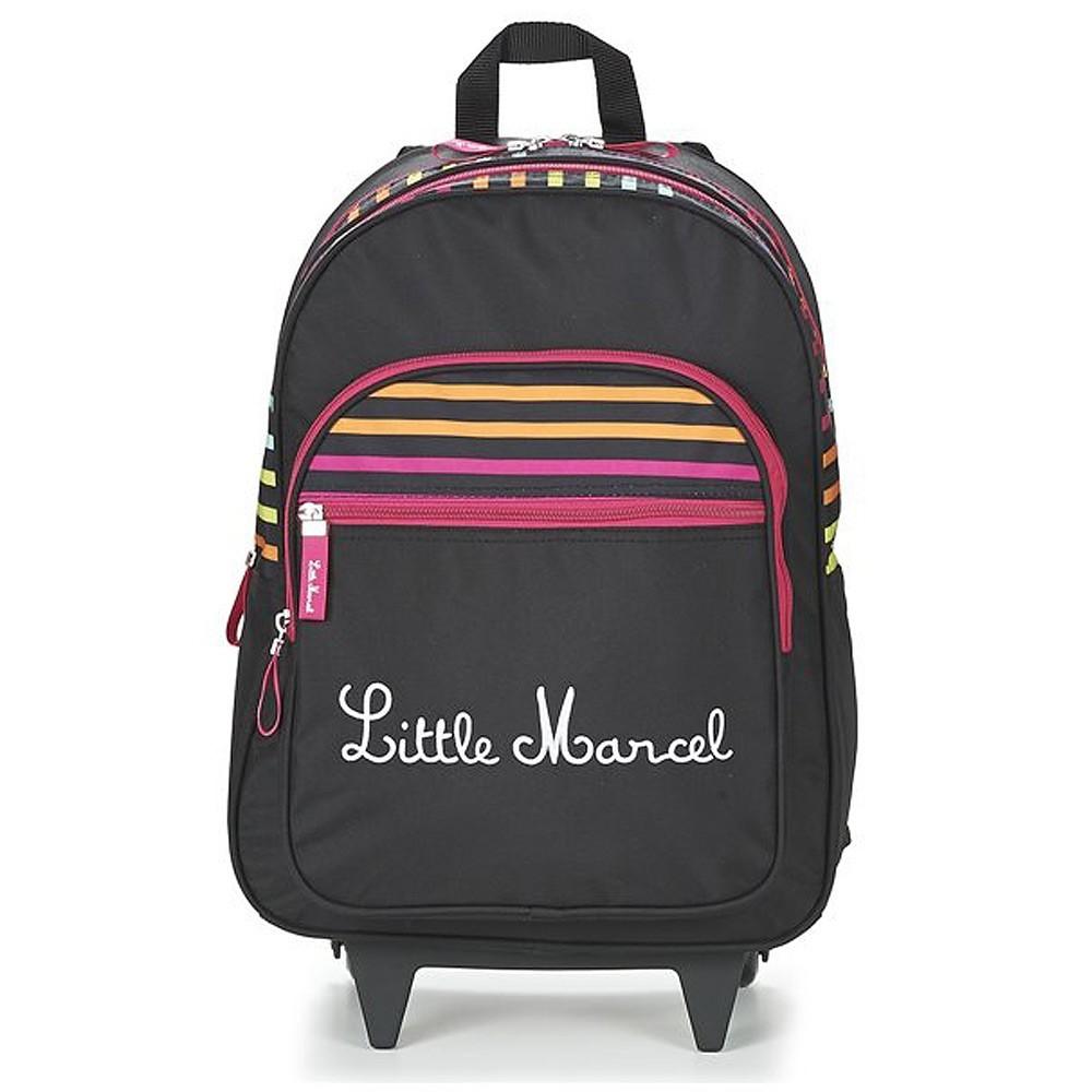 top sac dos roulettes little marcel recto trolley cm cartable with little  marcel sac a dos 7502e5da24