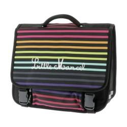 Schoolbag Little Marcel Caramel 38 CM