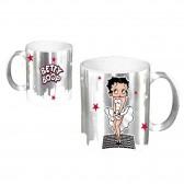Mug miroir Betty Boop Gris