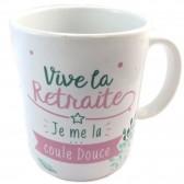 """Mug """" Retraite """""""
