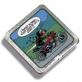 Joe Bar biker cigarette box