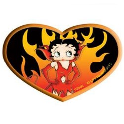 Magnet Betty Boop Diable