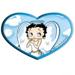 Betty Boop Angel magnet