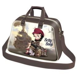 Travel bag Betty Boop Train