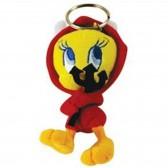 Porte clés peluche Titi Diable 13 CM