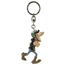 Standing Joe Bar Brasletti key ring