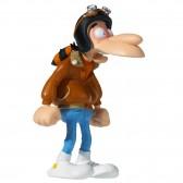 Figurina di Joe Bar Greyhound nero 16 CM