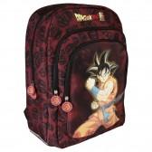 Dragon Ball Super Goku blau 40 CM - 2 Cpt-Rucksack